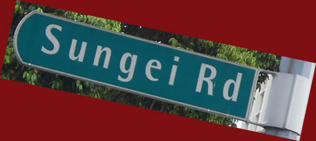 Sungei Rd Sign